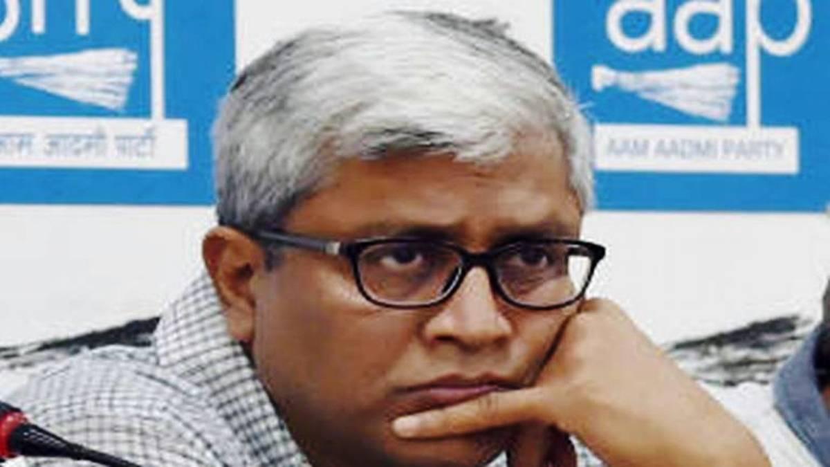 Ashutosh, Aam Admi Party, Arvind Kejriwal!